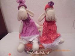 Тильда текстильные игровые и интерьерные куклы, и не только - P1010370.JPG