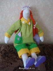 Тильда текстильные игровые и интерьерные куклы, и не только - DSC06241.JPG