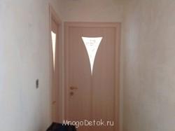 Это вид со стороны коридора. Наша с Алей спальни рядом. - image.jpg