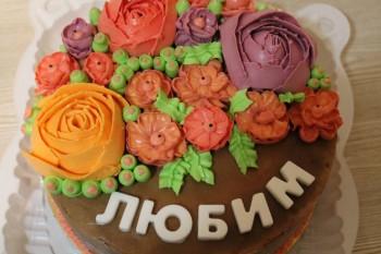Капкейки,кейкпопсы,трайфлы,торты на любой праздник  - IMG_3210.JPG