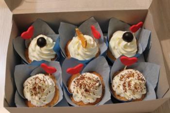 Капкейки,кейкпопсы,трайфлы,торты на любой праздник  - IMG_3329.JPG