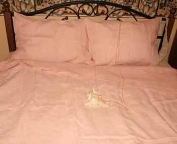 Новые ткани  - Лен розовый.jpg