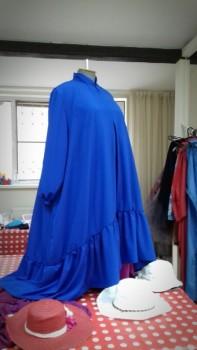Швейная мастерская. Юбки и платья для мам и дочек. - 7pLnGCBCkIs.jpg