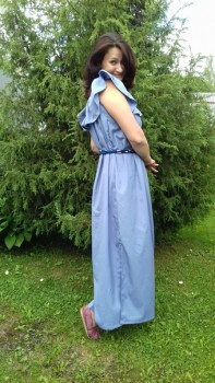 Швейная мастерская. Юбки и платья для мам и дочек. - wnvXwBSGDKQ.jpg