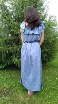 Швейная мастерская. Юбки и платья для мам и дочек. - sU1iD8d0lEw.jpg