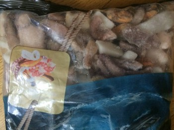 Мурманская рыба, морепродукты, печень трески судовой заморозки  - IMG_4286.JPG
