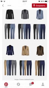 Идеи гардероба для мужчин и пар - d7fd1ba716d4c924c35e1c1a5f890ab8.jpg