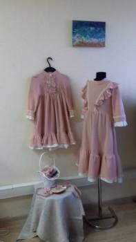 Швейная мастерская. Юбки и платья для мам и дочек. - 20190516_184024.jpg