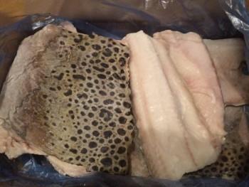 Мурманская рыба, морепродукты, печень трески судовой заморозки  - IMG_4494.JPG