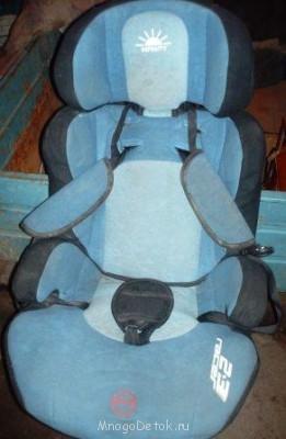 Предлагаем купить детское автокресло - кресло 1ъ.JPG