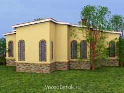 Дом для многодетной семьи - 304879.jpg